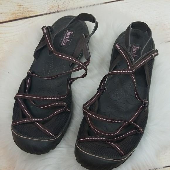 Strappy Velcro Sandals 85   Poshmark